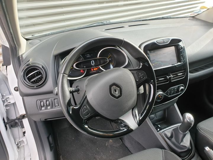 Renault Clio 4 estate 1.5 dci 90 business bv5 pi Blanc Occasion - 13