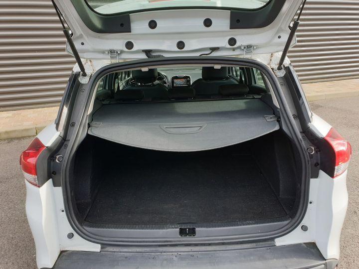 Renault Clio 4 estate 1.5 dci 90 business bv5 pi Blanc Occasion - 15