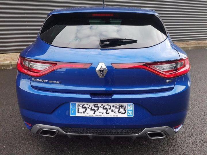 Renault CLIO 5 1.5 BLUE DCI 115 RS LINE Bleu Occasion - 19
