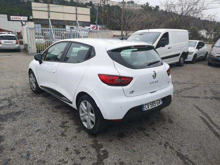 Renault CLIO BUSINESS BLANC METAL Occasion - 4