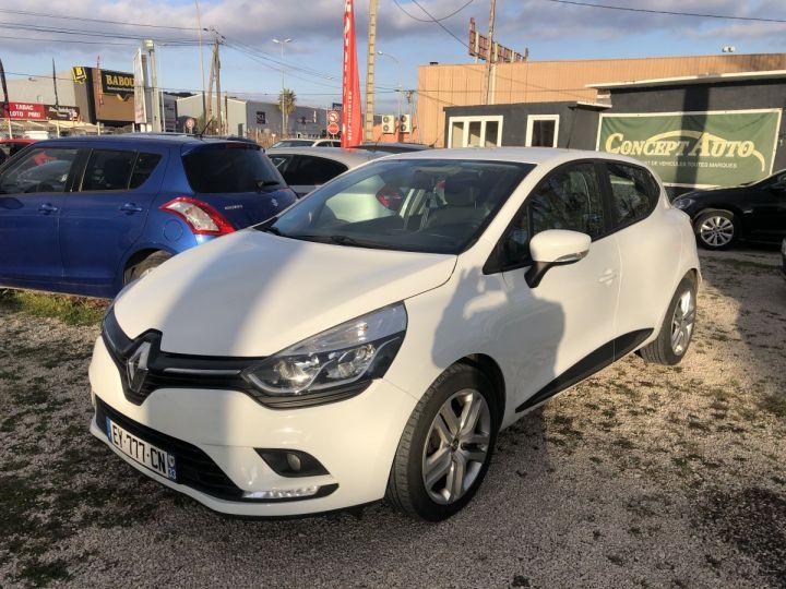 Renault Clio BUSINESS  BLANC  Occasion - 2