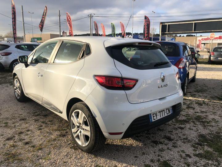 Renault Clio BUSINESS  BLANC  Occasion - 4