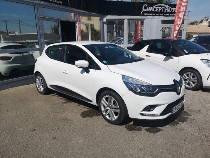 Renault Clio business pack  BLANC METAL Occasion - 1
