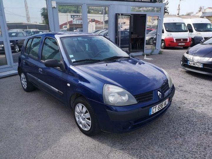 Renault CLIO CAMPUS BLEU FONCE Occasion - 1