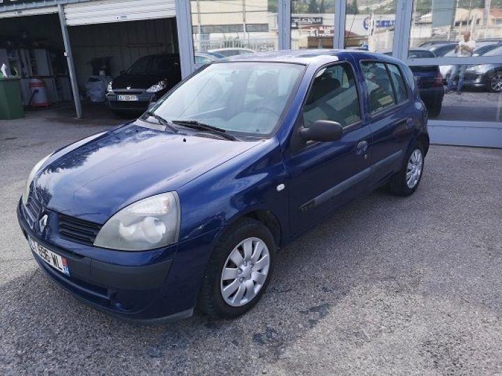 Renault CLIO CAMPUS BLEU FONCE Occasion - 2