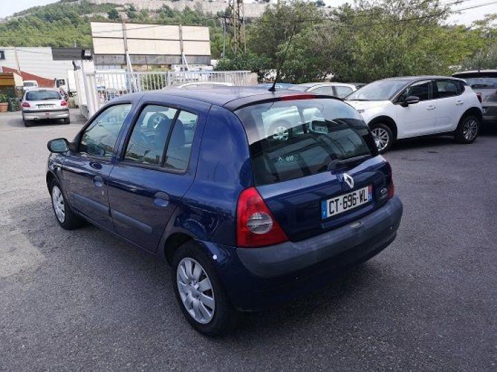 Renault CLIO CAMPUS BLEU FONCE Occasion - 3