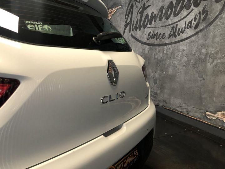 Renault Clio CLIO IV DCI 75CV BUSINESS ENERGY 5P BLANC - 7