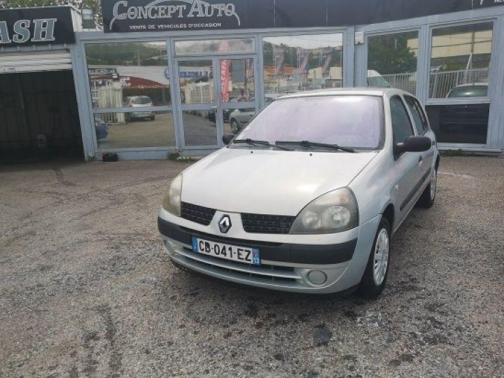 Renault Clio CONFORT GRIS METALISE Occasion - 1