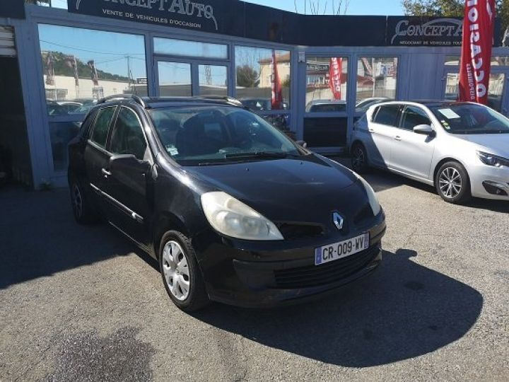 Renault Clio DYNAMIQUE NOIR METAL Occasion - 1