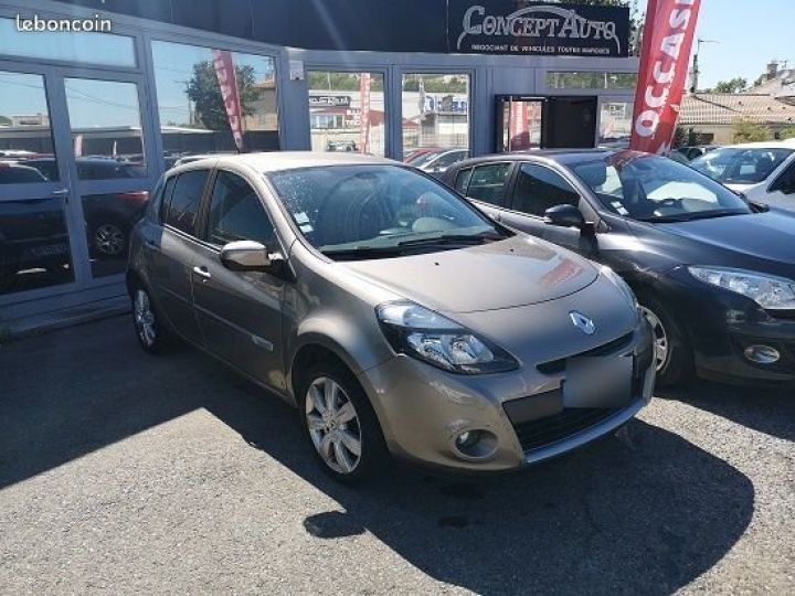 Renault Clio EXCEPTION MARRON METAL Occasion - 2