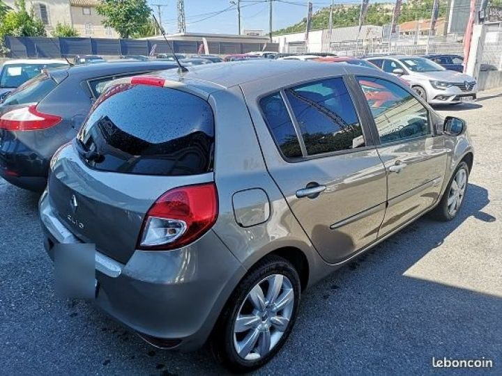 Renault Clio EXCEPTION MARRON METAL Occasion - 4