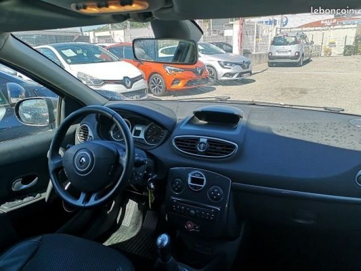 Renault Clio EXCEPTION MARRON METAL Occasion - 5