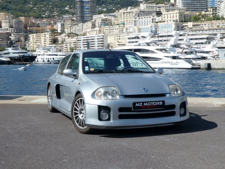 Renault Clio II V6 24S 230 RS 3P Argent Occasion - 5