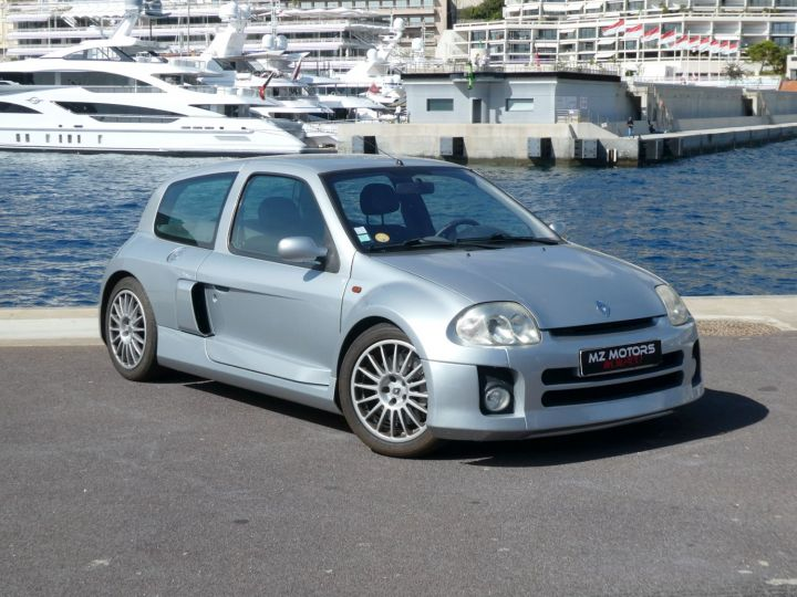 Renault Clio II V6 24S 230 RS 3P Argent Occasion - 7