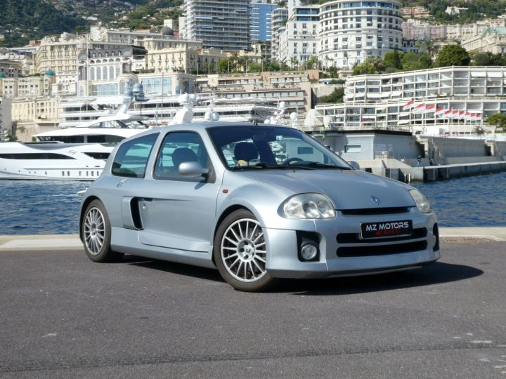 Renault Clio II V6 24S 230 RS 3P Argent Occasion - 8