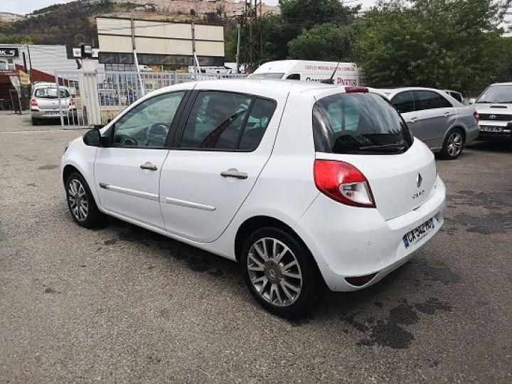Renault Clio initiale BLANC METAL Occasion - 4