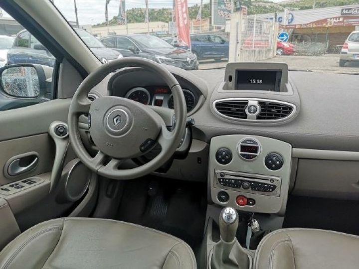 Renault Clio initiale BLANC METAL Occasion - 5