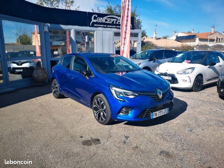 Renault Clio intens BLEU FONCE Occasion - 1