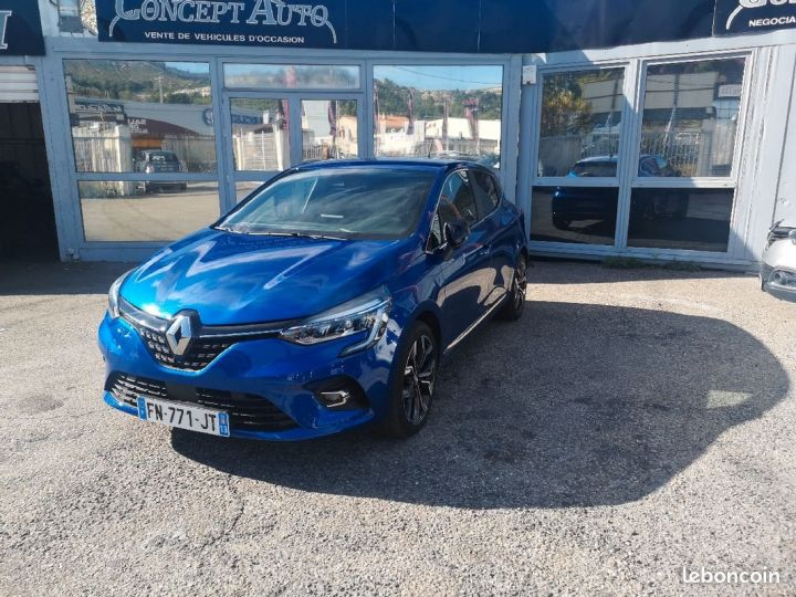 Renault Clio intens BLEU FONCE Occasion - 2