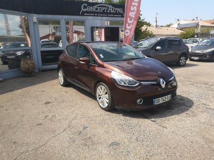 Renault Clio INTENS MARRON METAL Occasion - 2