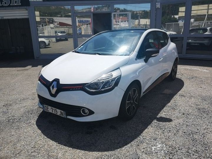 Renault Clio INTENSE BLANC METAL Occasion - 1