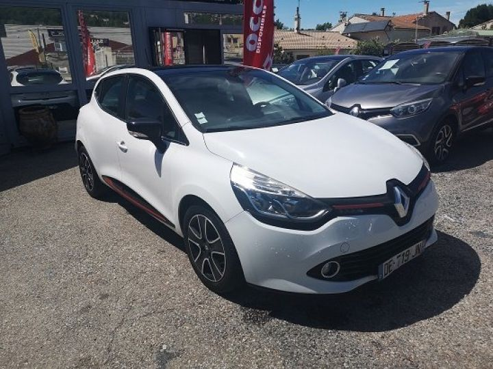 Renault Clio INTENSE BLANC METAL Occasion - 2