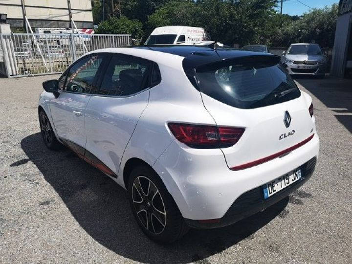 Renault Clio INTENSE BLANC METAL Occasion - 4