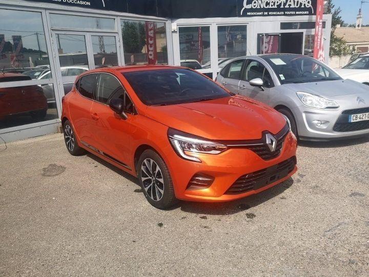 Renault Clio INTENSE ORANGE Occasion - 1