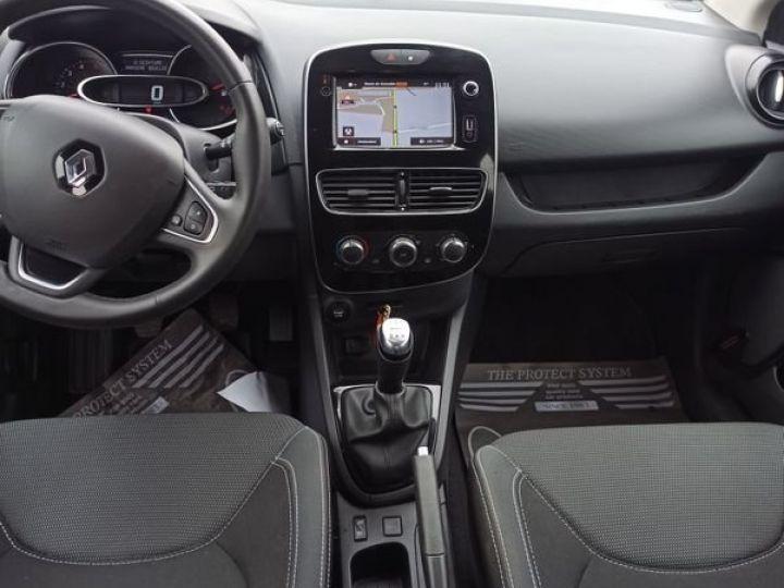 Renault Clio iv 1.5 dci 90 business Blanc - 4
