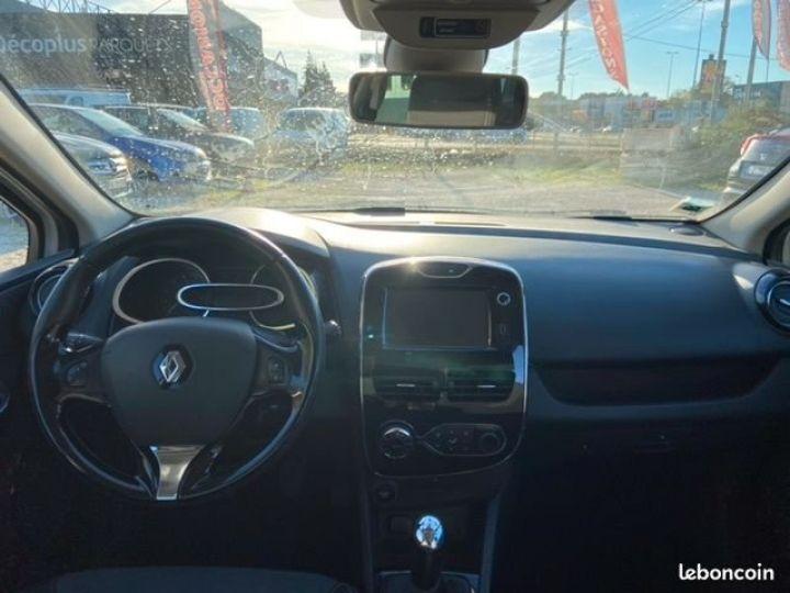 Renault Clio iv estate 90 cv Blanc Occasion - 5