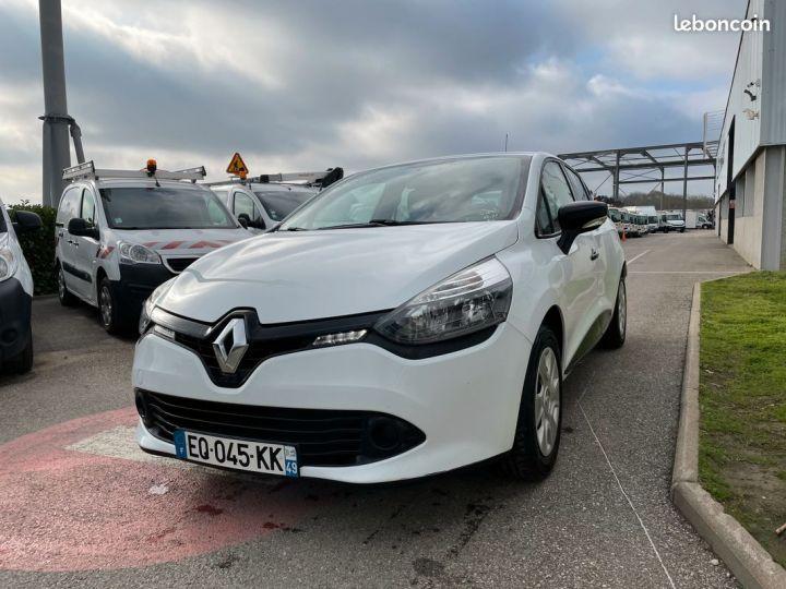 Renault Clio IV Societe 90cv 2017  - 2