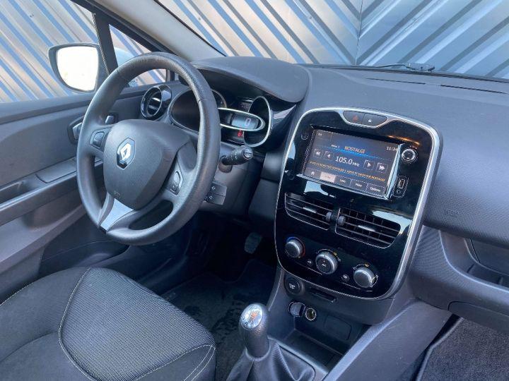 Renault Clio IV SOCIETE TVA RECUPERABLE BLANC - 6