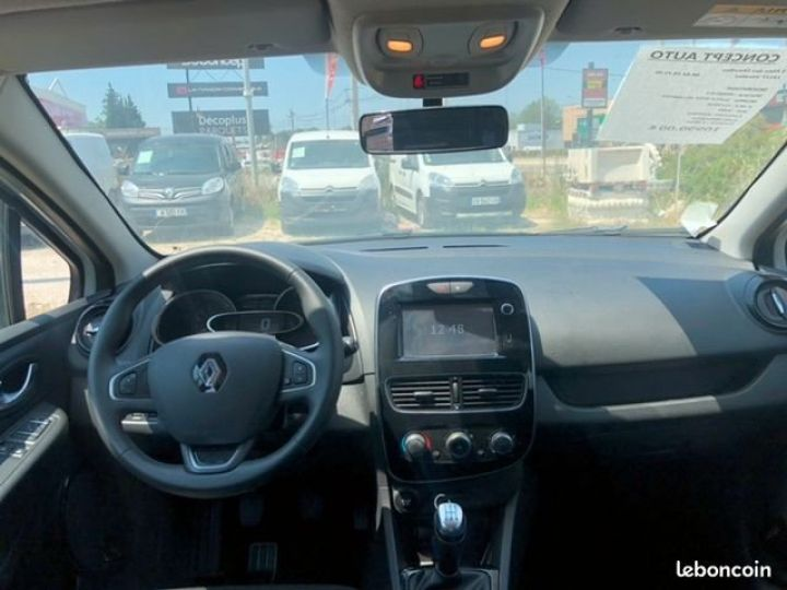 Renault Clio iv tce limited Blanc Occasion - 5