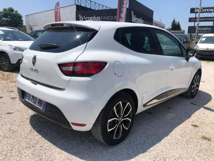 Renault Clio limited BLANC METAL Occasion - 3