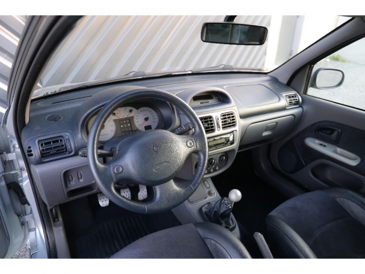 Renault Clio RS 2 Ph 1 172 cv Gris Métallisé - 8