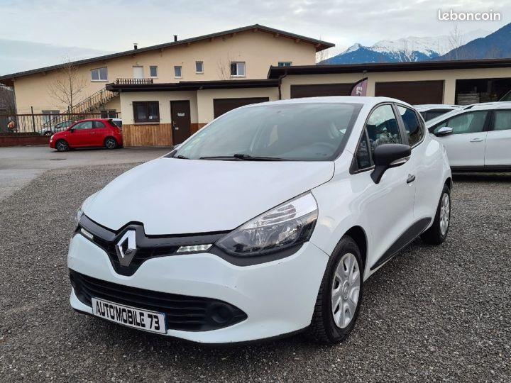 Renault Clio société 1.5 dci 90 air 04/2015 2 PLACES TVA RECUPERABLE  - 1