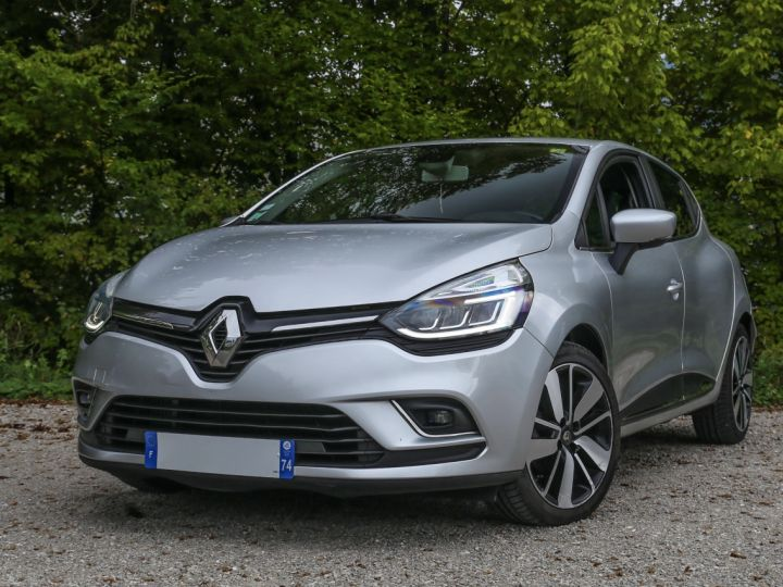 Renault Clio TCe 90 Energy Trend GRIS - 1