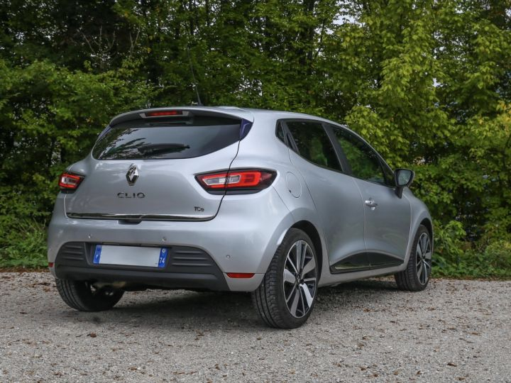 Renault Clio TCe 90 Energy Trend GRIS - 6
