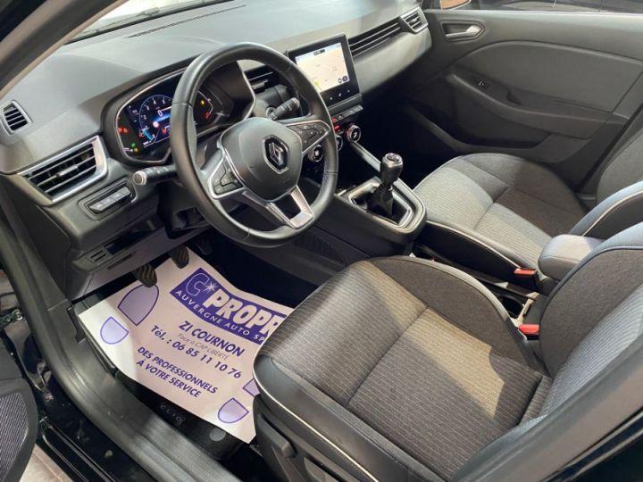 Renault Clio V TCE 100 INTENS NOIR - 5