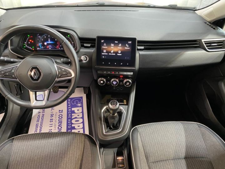 Renault Clio V TCE 100 INTENS NOIR - 6