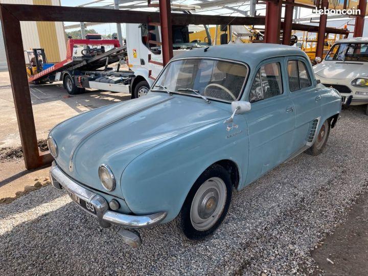 Renault Dauphine Belle de 1958  - 1