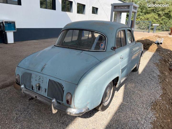 Renault Dauphine Belle de 1958  - 5
