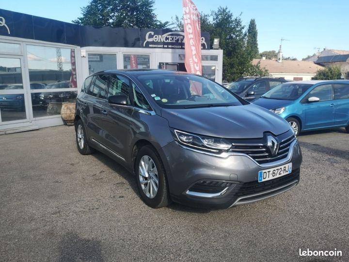 Renault Espace Gris Occasion - 1