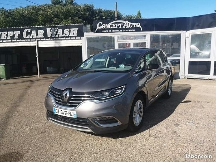 Renault Espace Gris Occasion - 2