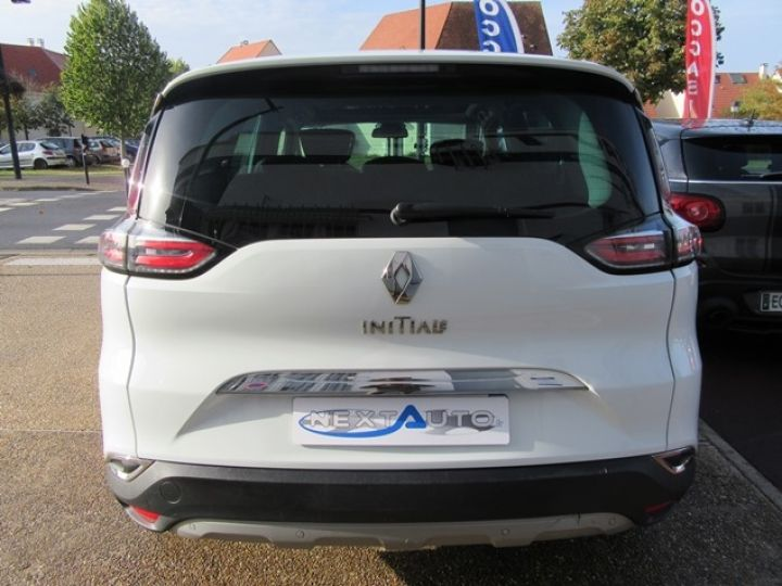Renault ESPACE V 1.6 DCI 160CH ENERGY INITIALE PARIS EDC Blanc Occasion - 14