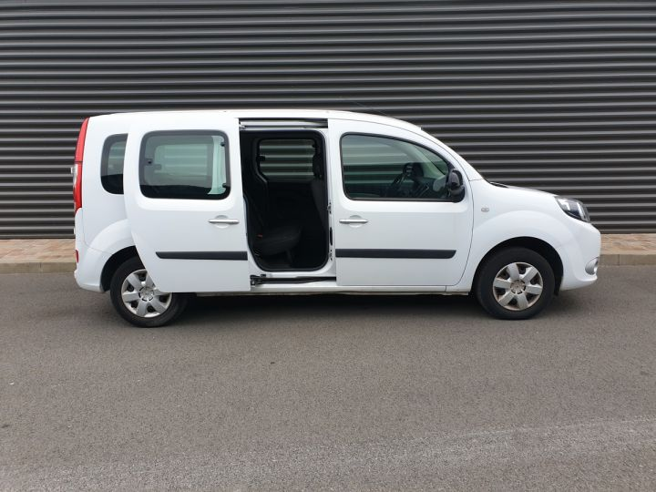 Renault Grand Kangoo 1.5 dci 110 intens 7 places Blanc Occasion - 3