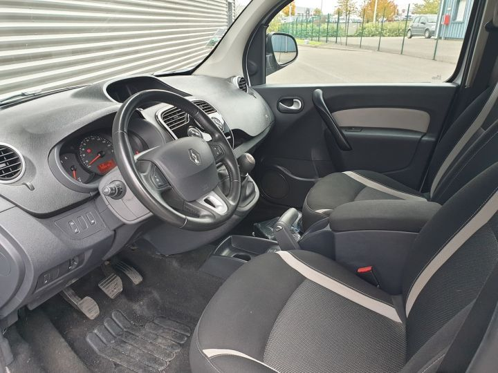 Renault Grand Kangoo 1.5 dci 110 intens 7 places Blanc Occasion - 8