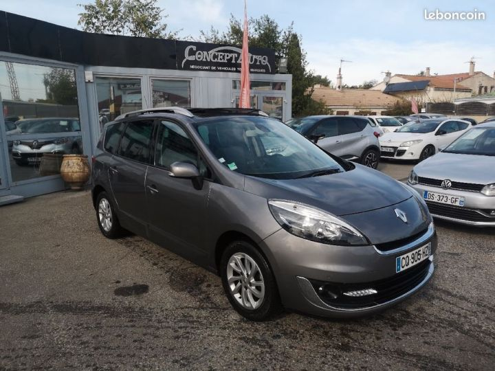 Renault Grand Scenic GRIS FONCE Occasion - 2