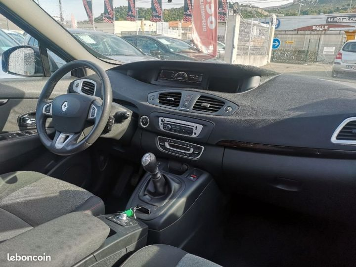 Renault Grand Scenic GRIS FONCE Occasion - 5