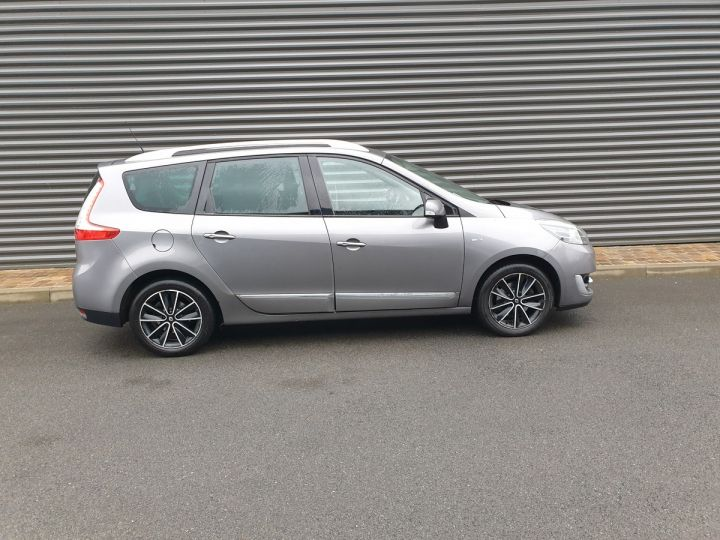 Renault Grand Scenic 3 1.5 dci 110 energy bose 7pl Gris Anthracite Occasion - 3